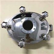 衛生級不銹鋼外開式壓力橢圓人孔 廠家供應