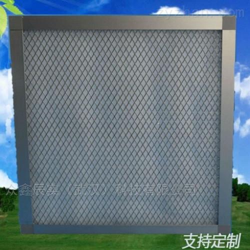 板式初效过滤器 无纺布空调过滤网