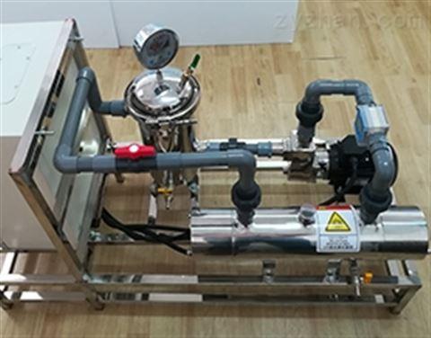 AOP水处理小试机