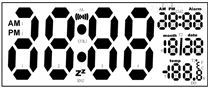 ZH-1525电子温湿度时钟芯片方案