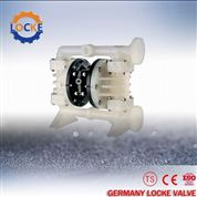 進口氟塑料氣動隔膜泵有哪幾個品牌