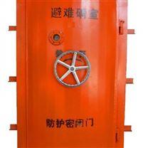 避難硐室門礦用安全門定做機械設備