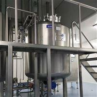 100L-2m3磁力搅拌配液罐
