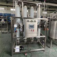 LDS500-4列管式多效蒸馏水机