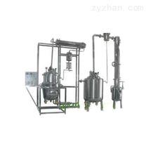 微型多能提取浓缩回收机组价格