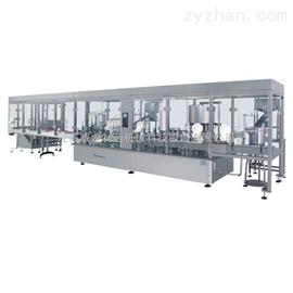 YG200塑料瓶血清无菌灌装生产线