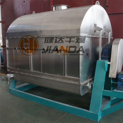 TG滚筒刮板磷肥干燥机