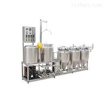200L小型啤酒設備