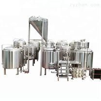 微型啤酒設備-ZD001