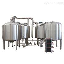 微型啤酒設備-ZD009