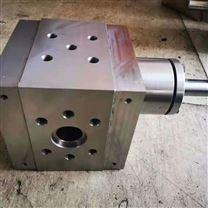 齒輪油泵華潮牌100CC紅旗定制不銹鋼溶體泵