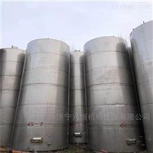 常年供应二手不锈钢储罐 糖浆储罐 奶罐