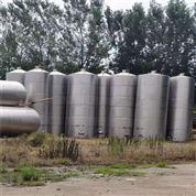 出售九五成新不锈钢糖浆储罐 储奶罐
