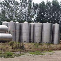 出售九五成xinbu锈钢糖浆储罐 储nai罐