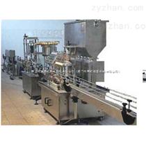 AGF型三旋盖灌装机符合GMP要求