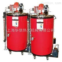 小型立式燃油蒸汽锅炉