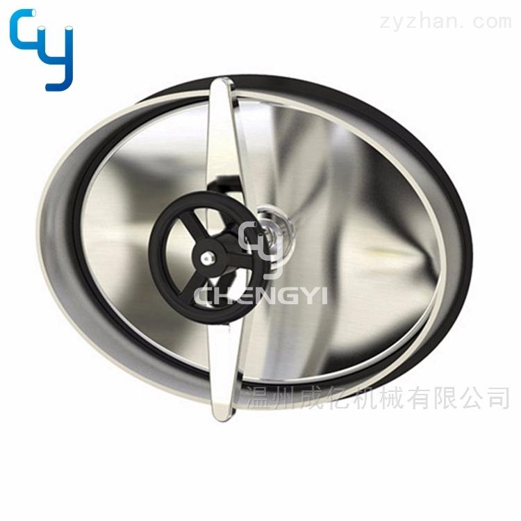 卫生级内开式椭圆形人孔MH28