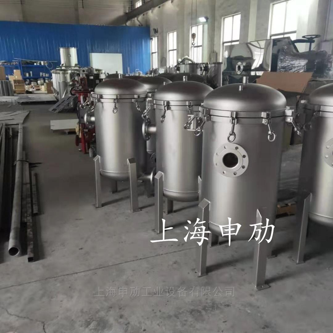 DL-4P2S袋式过滤器