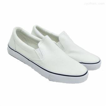 3-006A白色(加厚底)低帮鞋