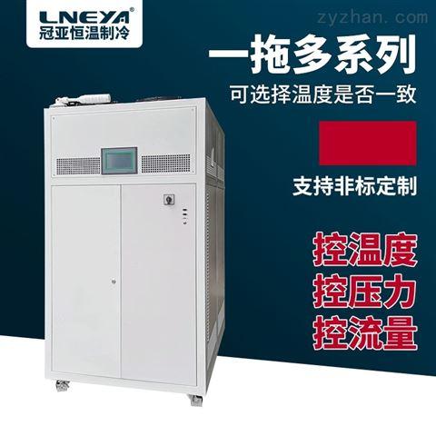 高低温度交替试验冷却装置的工作流程