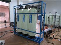 2T/H 离子交换设备,离子交换纯水处理设备