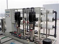 2000L/H雙級反滲透純水設備