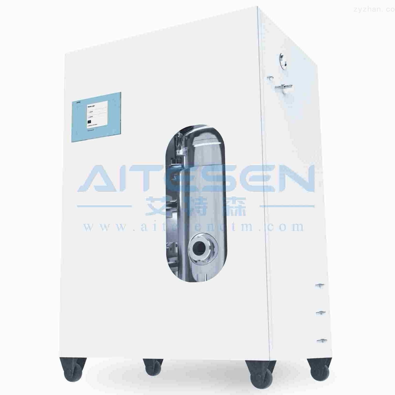 立式实验型湿热灭菌柜系统RSS – L1