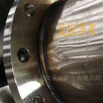 不锈钢钛合金管道法兰自动氩弧焊机