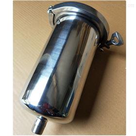 卫生级直通空气过滤器