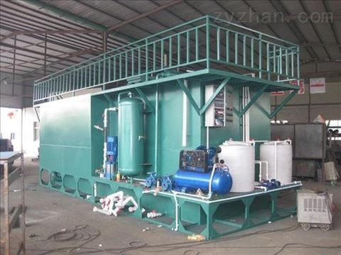 综合一体化污水处理设备