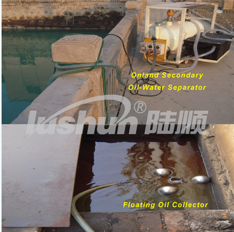 FXJ系列浮油吸收机