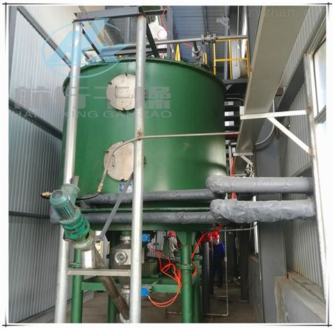 农药中间体盘式干燥机  溶剂回收连续盘式烘干机