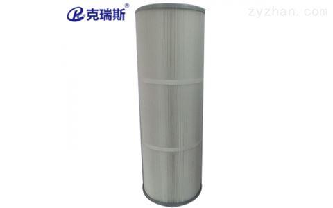打磨除尘柜除尘滤芯 粉尘回收滤筒 325x215x1200