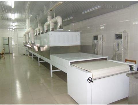 印染布料微波烘干机设备