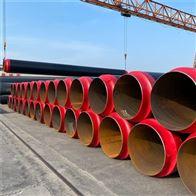720*9聚氨酯地埋塑套钢保温管