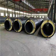 舒城县钢套钢蒸汽防腐保温管