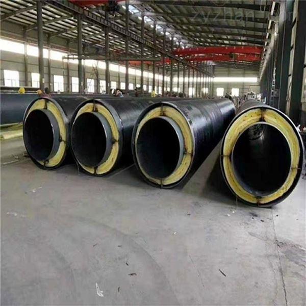 塑套钢地埋式蒸汽保温管