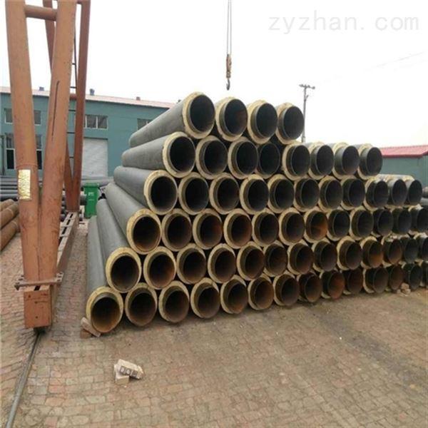 预制直埋式聚氨酯热水保温管