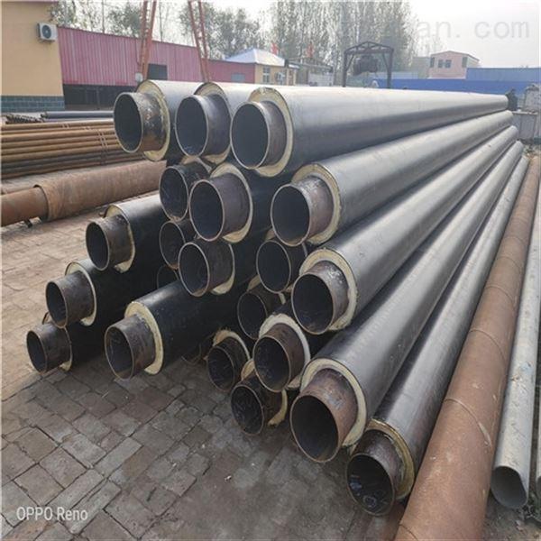 大口径聚氨酯热水防腐保温管