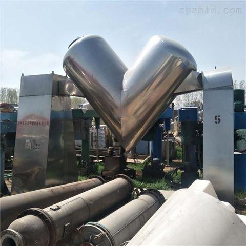 上海二手v型混合机