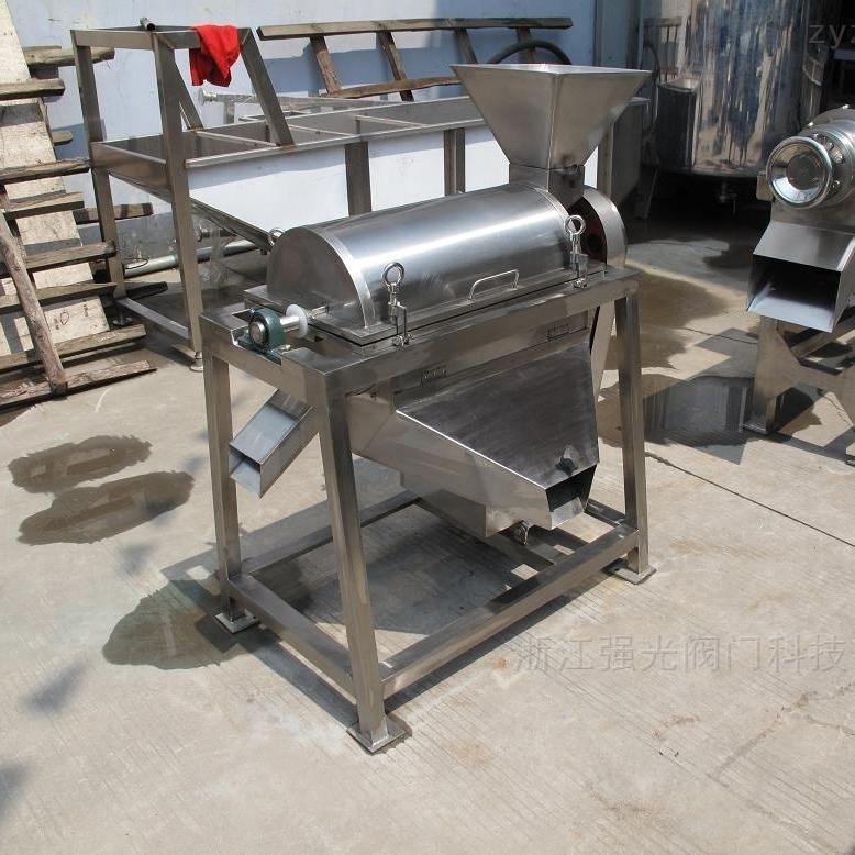 不锈钢单道打浆机