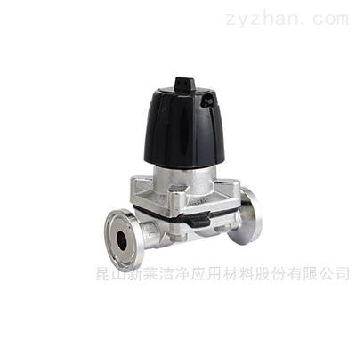 KDV-MP-1系列手动型微型隔膜阀