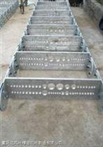 重慶數控機床鋼鋁拖鏈
