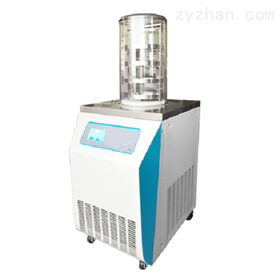 LGJ-12真空冷冻干燥机(压盖型)