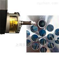 承接鈦合金換熱器穿孔管板自動焊機施工