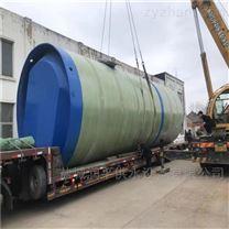 潤平供水預制泵站安裝調試地埋智能泵站