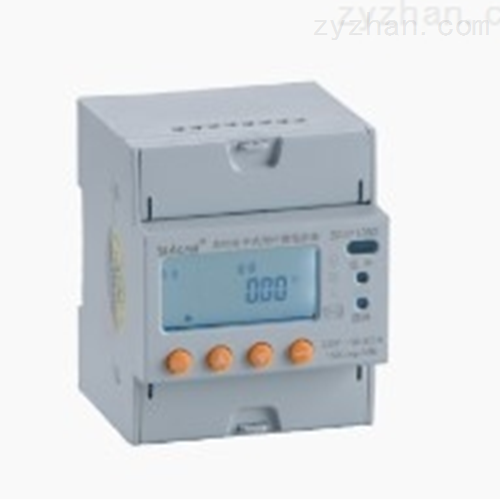 智慧用电管理系统监控模块