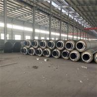 灌云县小区供热钢套钢直埋保温管