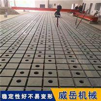 威岳铸造加工铸铁平台平板铸造工艺整改