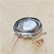 不銹鋼圓形料斗 卡箍人孔 方形周轉罐人孔